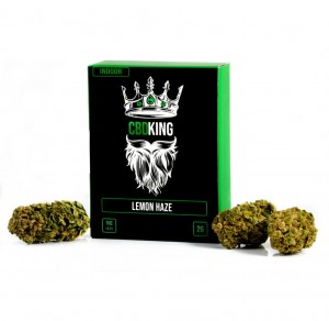 CBD King - Lemon Haze 1g