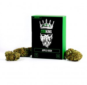 CBD King - Apple Kush 1g